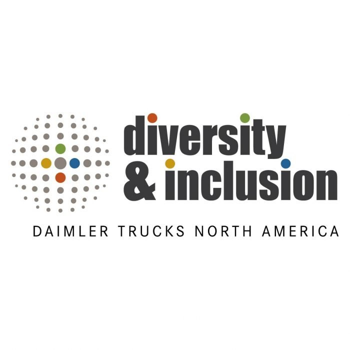 daimler trucks north america diversity and inclusion logo