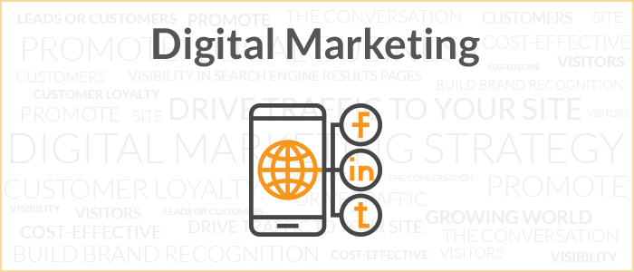 digital marketing blog post icon