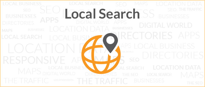 local search blog post icon