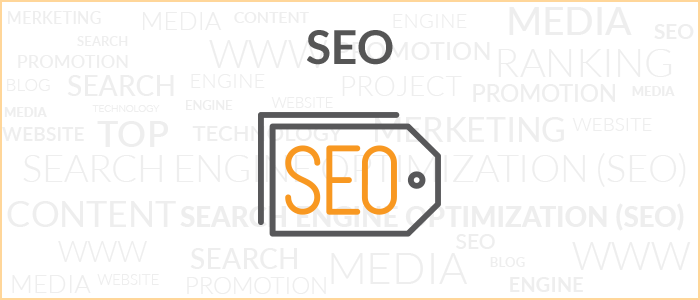 search engine optimization blog post icon
